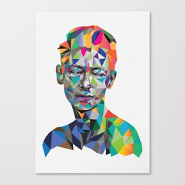 Tilda Swinton Canvas Print