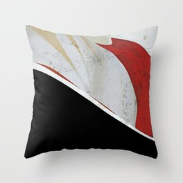 Backatcha Throw Pillow