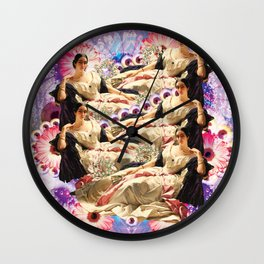 Leonilla Ivanovna Bariatinskaia, Princess of Sayn-Wittgenstein-Sayn Wall Clock