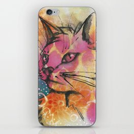 Wiskers iPhone Skin
