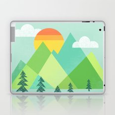 Patchwork Pass Laptop & iPad Skin