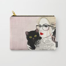 Cats just want to have fun! Carry-All Pouch