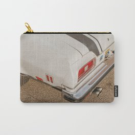Car Corner 5 - Amersfoort The Netherlands Photo | Vintage old school automobile urban urbanscape street photography art print Carry-All Pouch
