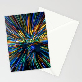 Explosion of Color Stationery Cards