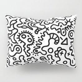 Microbes Pillow Sham