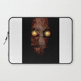 Copperhead mask_094 Laptop Sleeve