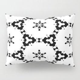 Rorschach Test Pattern Pillow Sham