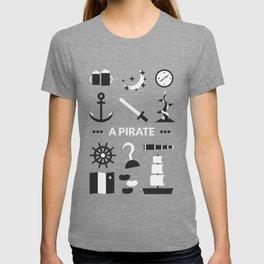 OUAT - A Pirate T-shirt