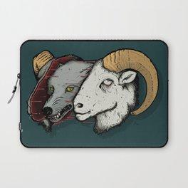 Sheep Skin Laptop Sleeve