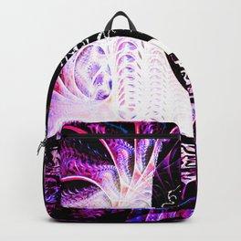 Purple Opposition Backpack
