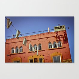 Venice Hostel Canvas Print