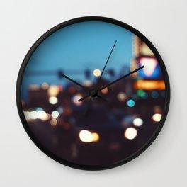 Busy Life Wall Clock