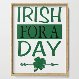 Ireland Dublin Gift Irish Catholic St.Patrick Serving Tray