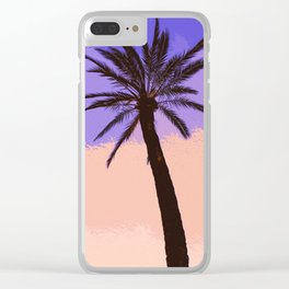 Stands in the Sky Clear iPhone Case