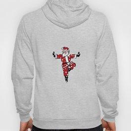 Dancing Santa - 3 Hoody