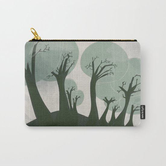 Trees 3 Carry-All Pouch