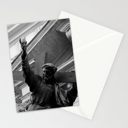 Jesus's Grip Stationery Cards