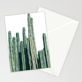 Cactus Line Stationery Cards