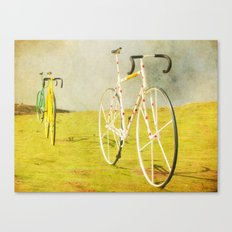 Le Tour Canvas Print