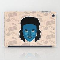 seinfeld iPad Cases featuring Elaine Benes - Seinfeld by Kuki