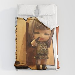 Sneaking Mission! Duvet Cover