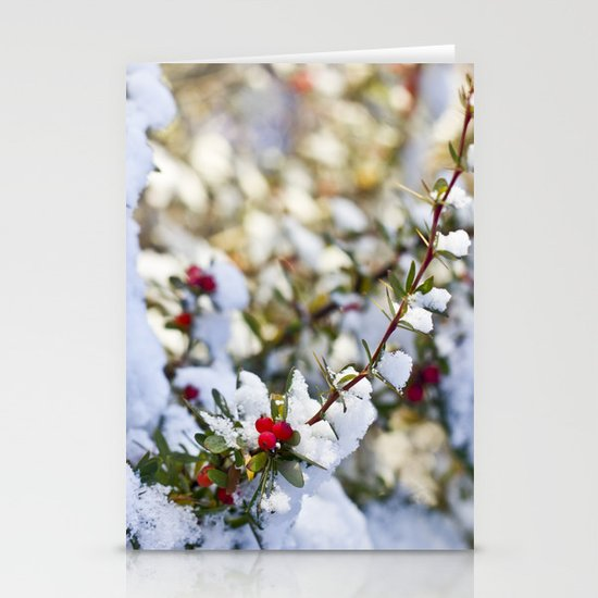 Sweet winter Stationery Cards