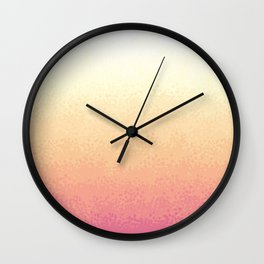 Savannah Sunrise Wall Clock