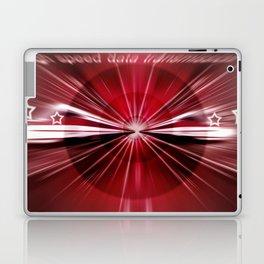 High - speed -  data - transmission. Laptop & iPad Skin