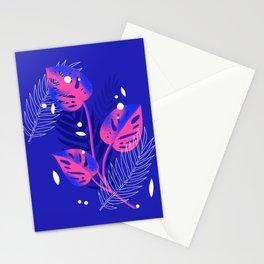 Monstera Plants Stationery Cards