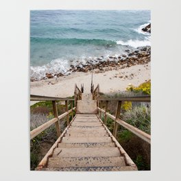 Stairs to Paradise Poster