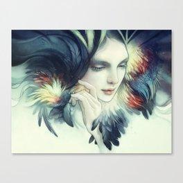 Tavuk Canvas Print