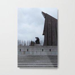 Berlin Germany Metal Print