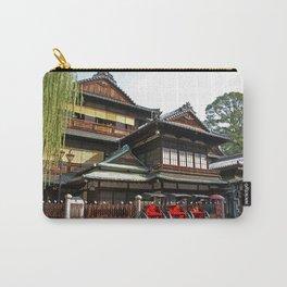 Matsuyama Dogo Onsen, Japan Carry-All Pouch