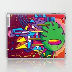 Alien Colors Laptop & iPad Skin