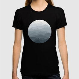 Silver Dew Mountains T-shirt