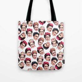 Fab Frida Tote Bag