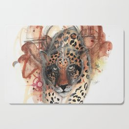Jaguar Cutting Board