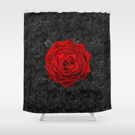 Tainted Love Shower Curtain