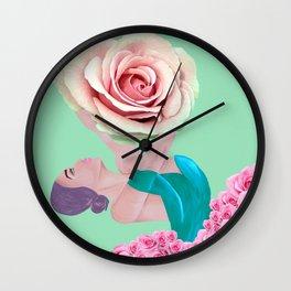 BalleRosa  Wall Clock