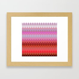 Only the best colors Framed Art Print