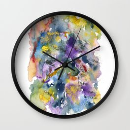 withdraw to defence mode Wall Clock