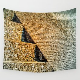 PATTERNS OF HISTORY Wall Tapestry