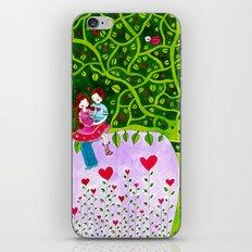 Love#3 - Summer Tree iPhone & iPod Skin