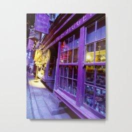 Diagon Alley  Metal Print