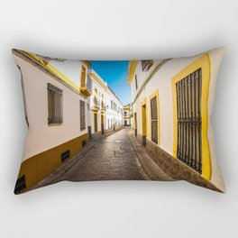 Córdoba Streets Rectangular Pillow