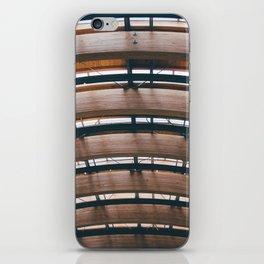 Beams iPhone Skin