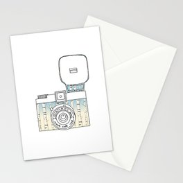 Photo in Russian Style  Stationery Cards