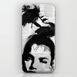 Can be bw iPhone Skin