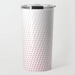 Intensive phobia: Pink Travel Mug