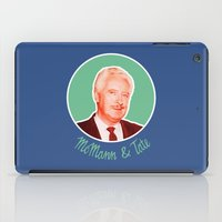 kris tate iPad Cases featuring McMann & Tate by Now I'm a witch